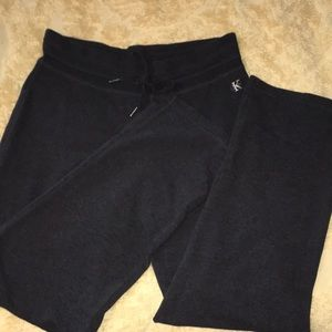 Calvin Klein Lounge/sweatpants dark gray